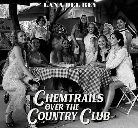 """LANA DEL REY veröffentlicht ihr siebtes Studioalbum """"Chemtrails Over The Country Club"""" am 19. März"""