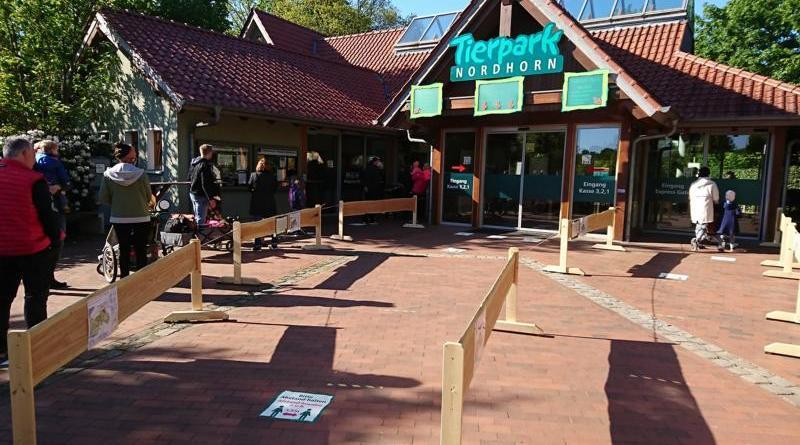 """""""Lasst die Kinder wieder Tiere erleben"""" - Zoos als sicheres Erlebnis an der frischen Luft - Foto: Franz Frieling"""