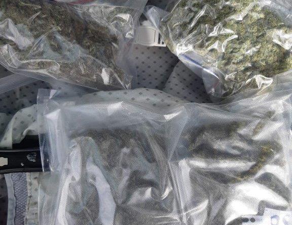 Bundespolizei findet Drogen im Koffer eines 52-Jährigen - Foto: Polizei