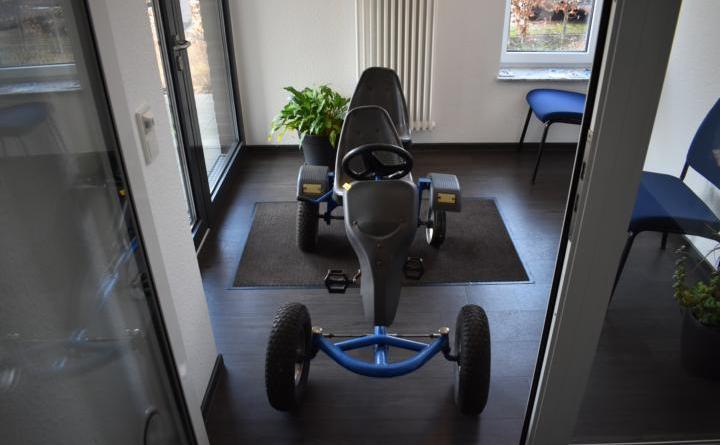Wietmarschen - Kettcar sichergestellt - Eigentümer gesucht - Foto: Polizei