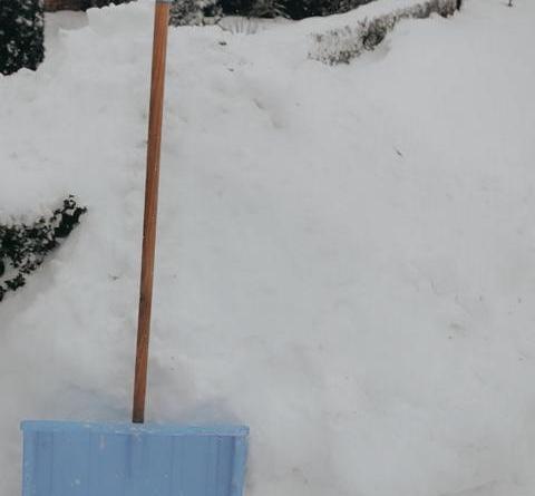 Schnee Winter Schneeflocke Glatt Glätte Foto: NordNews.de