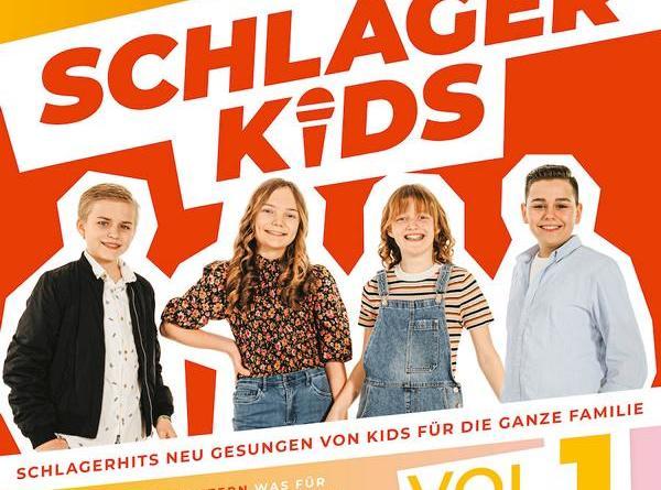 """SCHLAGERKIDS mit neuem Single-Outtake aus kommendem Album: """"Phänomen"""""""