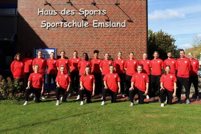 """""""Höchste Auszeichnung in Niedersachsen"""" - Sportschule Emsland jetzt mit landesweiter Bedeutung – Optimale Rahmenbedingungen in Sögel - Foto: Patrick Vehring"""