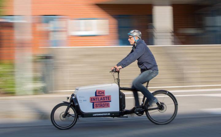 Lingen fördert Kauf von Lastenfahrrädern und -pedelecs