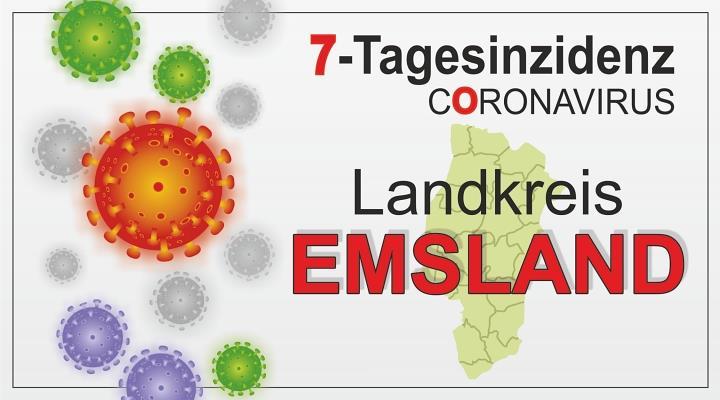 Emsland - 16.März 2021 - 7-Tagesinzidenzen der Städte und Gemeinden Inzidenz Emsland
