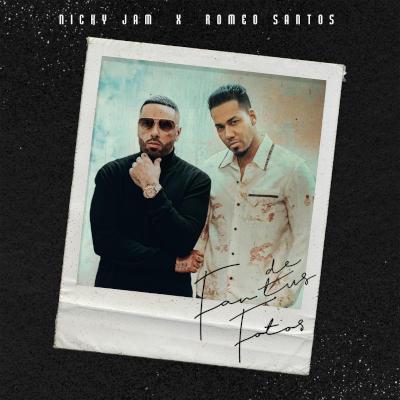 Nicky Jam & Romeo Santos - über 20 Mio Views für das Video zur gemeinsamen Single »Fan de Tus Fotos«