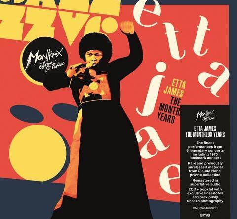"""DAS MONTREUX JAZZ FESTIVAL UND BMG VERÖFFENTLICHEN IM RAHMEN DER """"THE MONTREUX YEARS""""-SERIES BRANDNEUE LIVEALBEN VON NINA SIMONE UND ETTA JAMES"""
