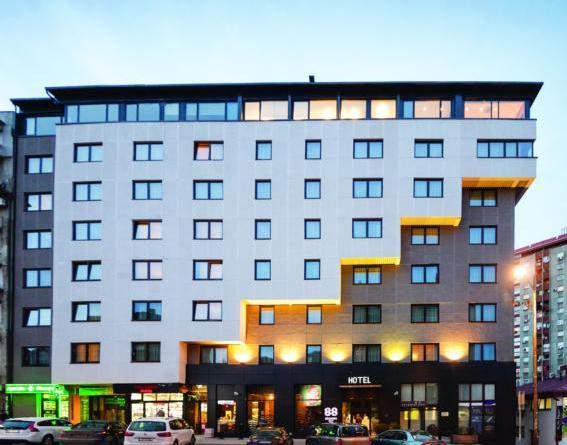 Das Hotel 88 Rooms in Belgrad schließt sich der PPHE Hotel Group an