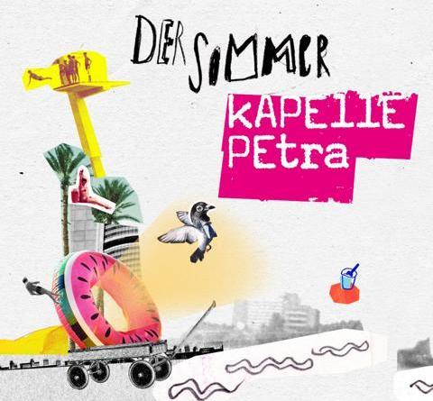 """KAPELLE PETRA: """"Ameland"""" - Ein Sommer in drei Akkorden - DIE Hitsingle aus der 2.EP """"Der Sommer"""""""