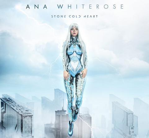 """Die schweizerisch-italienische Sängerin Ana Whiterose veröffentlicht brandneu ihr offizielles Video zur aktuellen Single """"Stone Cold Heart""""…"""