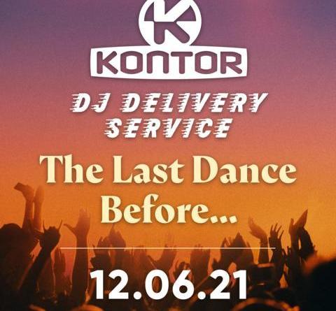 Kontor DJ Delivery Service - The last dance before…