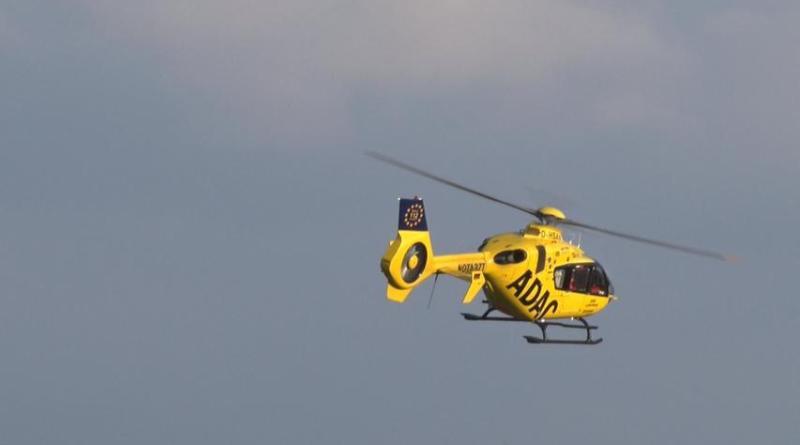 Hubschrauber - Foto NordNews ADAC