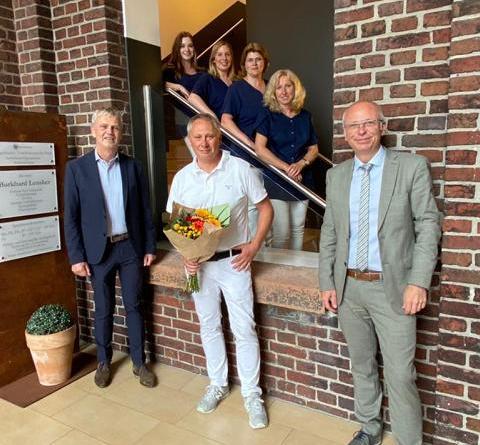 Dr. Burkhard Lensker neuer Leiter der Praxis für Orthopädie und Chirurgie in Schüttorf - Foto: Euregio Klinik Nordhorn