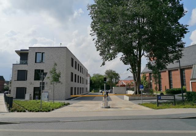 Parken am Kreishaus III - Foto: Stadt meppen