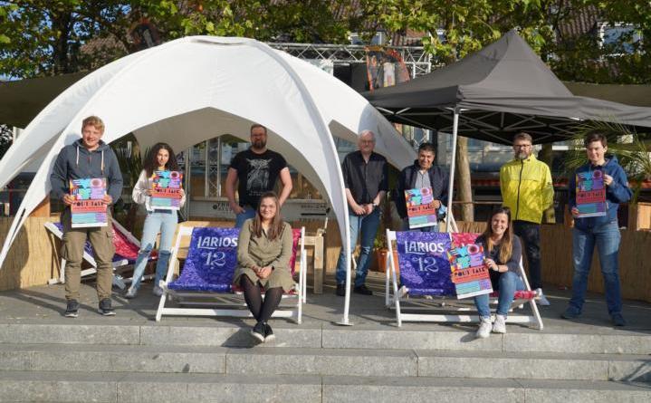 """""""Polit-Talk"""" zur Bundestagswahl - Themen für die Jugend - Foto: Stadt Lingen"""