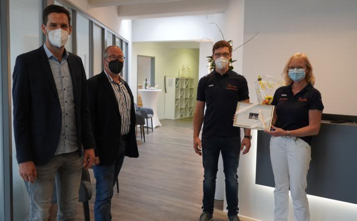 Physiotherapie Fastabend ab sofort auch im Lookentor - Foto: Stadt Lingen
