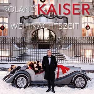 """Roland Kaiser kündigt Weihnachtsalbum """"Weihnachtszeit"""" an"""