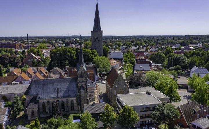 """Sofortprogramm """"Perspektive Innenstadt!"""" - Samtgemeinde erhält 345.000 € für die Innenstadt - Foto: Stadt Schüttorf"""