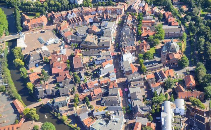 Mehr als eine Million Euro Fördermittel für Nordhorns Innenstadt - Stadt Nordhorn freut sich über Mittel aus Corona-Sofortprogramm - Foto: Stadt Nordhorn
