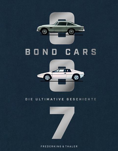 Geheimwaffen - Die Autos von James Bond