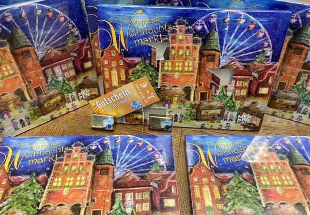 Weihnachtsmarkt-Adventskalender: Verkauf gestartet - Foto: Stadt meppen