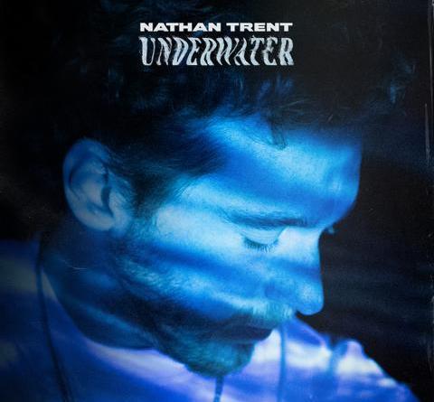 """Nathan Trent präsentiert das Video zu seiner neuen Single """"Underwater"""""""