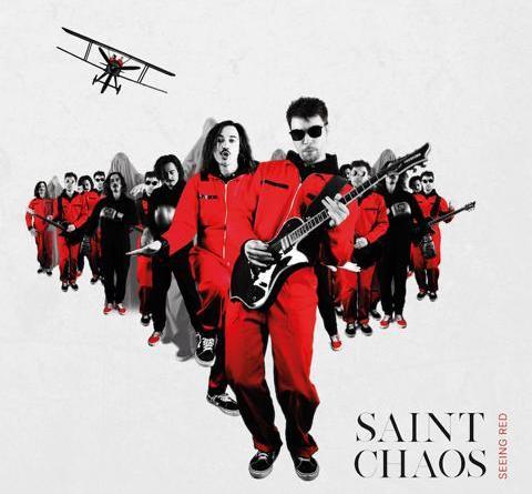 SAINT CHAOS mit nächster Single-Auskopplung