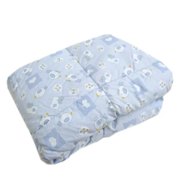 Trapuntina Baby 110x140cm COCCODE' Azzurro-0