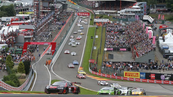 TOTAL 24 Hours of Spa-Francorchamps