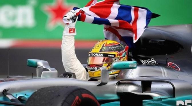 Hamilton eguaglia Prost e Vettel, Verstappen domina in Messico