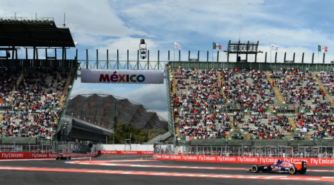 2017 F1 Mexican GP: An Introduction.