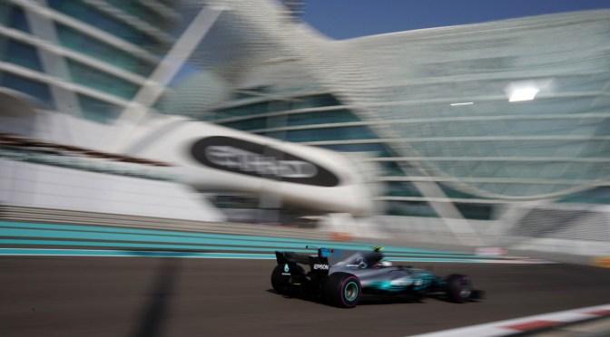 Bottas e la Mercedes chiudono in bellezza ad Abu Dhabi