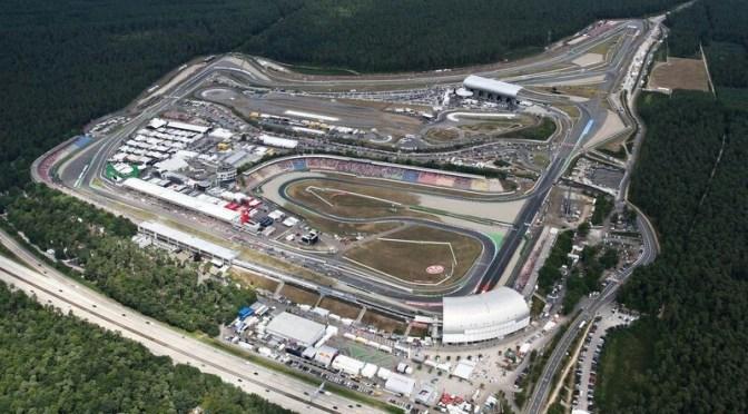 2018 F1 GERMAN GP: AN INTRODUCTION.