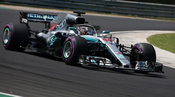 Hamilton e la Mercedes vincono di strategia (e di stratagemmi)