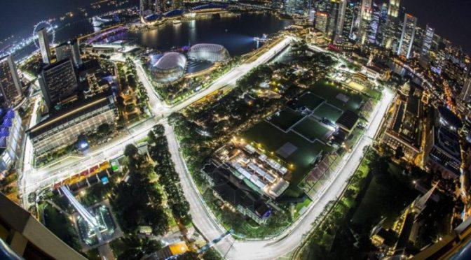 FORMULA 1 2018 – SINGAPORE AIRLINES SINGAPORE GRAND PRIX