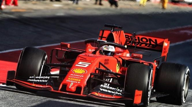 Test F1 Barcellona, Giorno 1