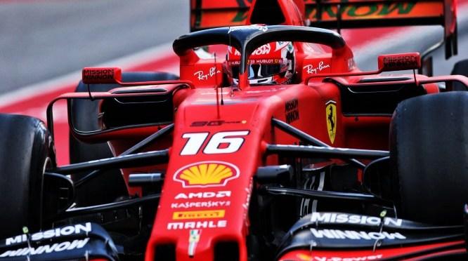Test F1 Barcellona, Giorno 2