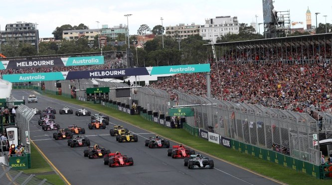 F1 2019 AUSTRALIAN GP: AN INTRODUCTION