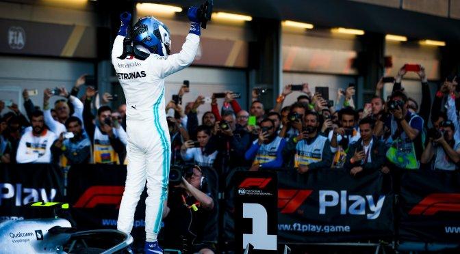 Mercedes alla quarta, Ferrari alla deriva