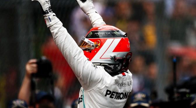 Hamilton vince a Montecarlo nel ricordo di Niki