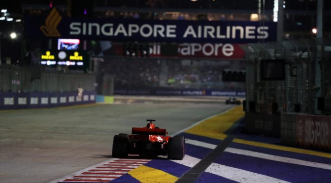 F1 2019 SINGAPOREAN GP: AN INTRODUCTION