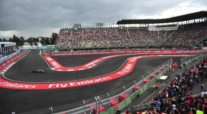 F1 2019 MEXICAN GP: AN INTRODUCTION