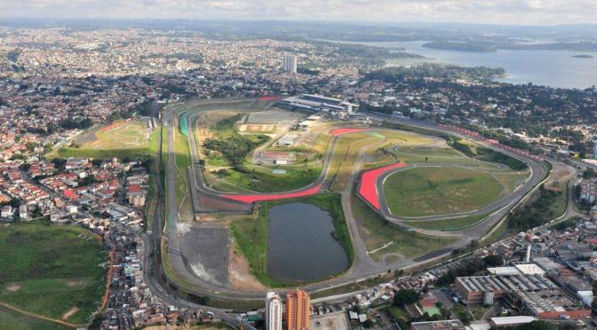F1 2019 BRAZILIAN GP: AN INTRODUCTION