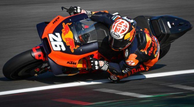 "TEST VALENCIA MotoGP 2020- ""Rivoluzione Orange"""
