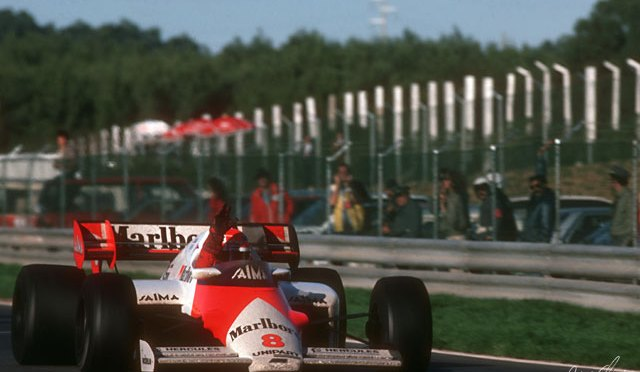 FORMULA ONE SEASON REVIEW: 1984