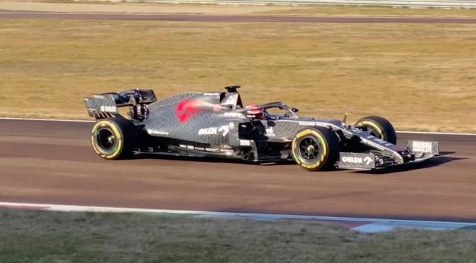 ALFA ROMEO RACING ORLEN C39- HAAS VF20