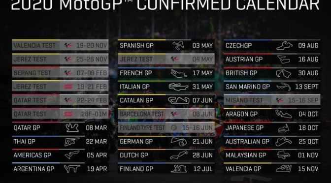 Motogp 2020- Gran Premio del Qatar