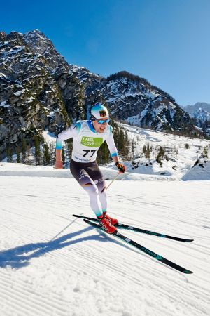 Max Weidner in Planica 2021