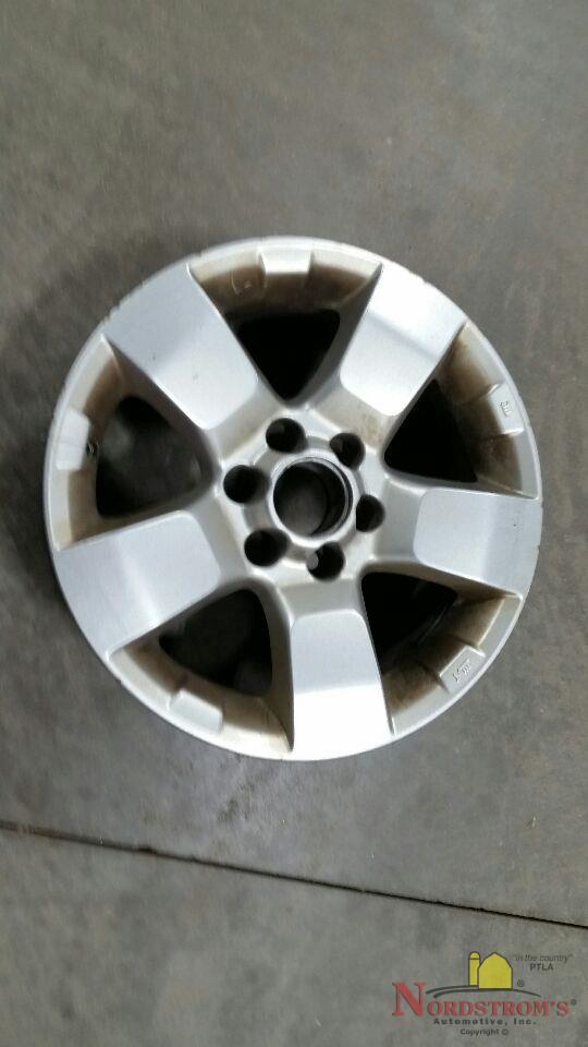 6 Lug Nissan Wheels : nissan, wheels, Nissan, Frontier, WHEEL, 16x7,, 4-1/2