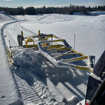 nordtrack trail groomer